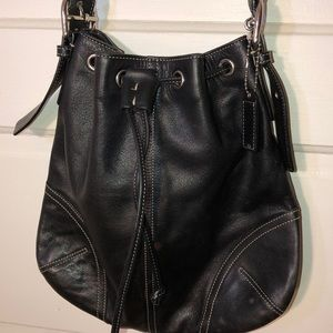 Coach Leather Crossbody Good Condition